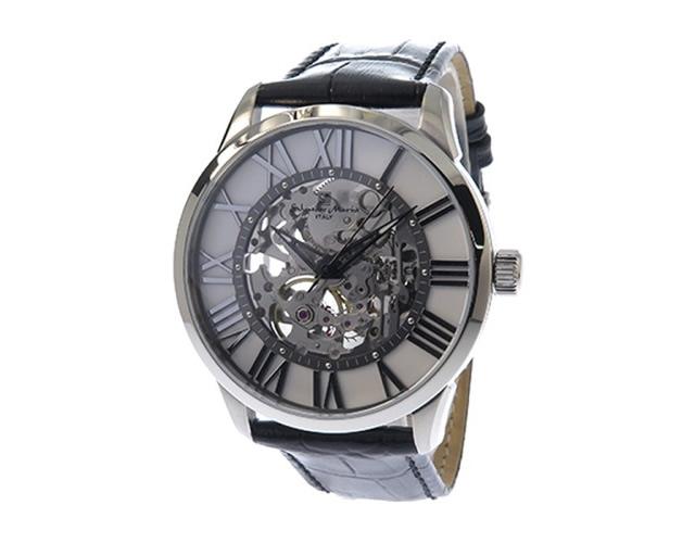 サルバトーレマーラ―腕時計SM16101-SSWH