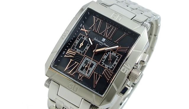 サルバトーレマーラ腕時計SM12129-SSBKPG