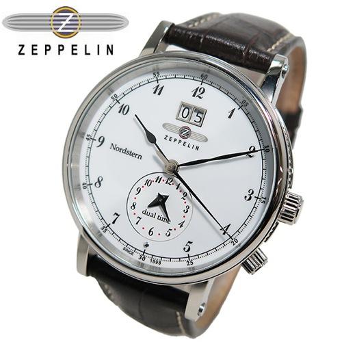 ツェッペリン ZEPPELIN ノルドスタン クオーツ メンズ 腕時計 7540-1
