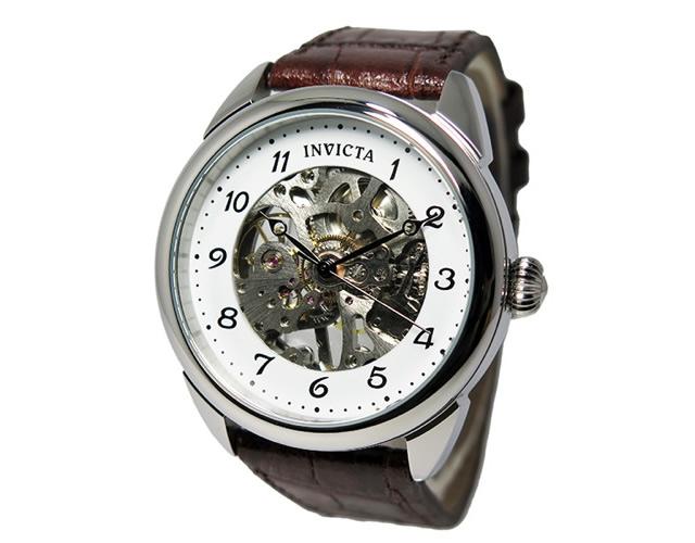 インヴィクタのメンズ腕時計の評判