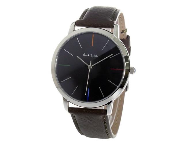 ポールスミスのメンズ腕時計の評判