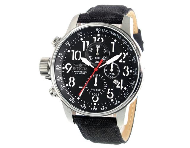インヴィクタ腕時計1512 ブラック