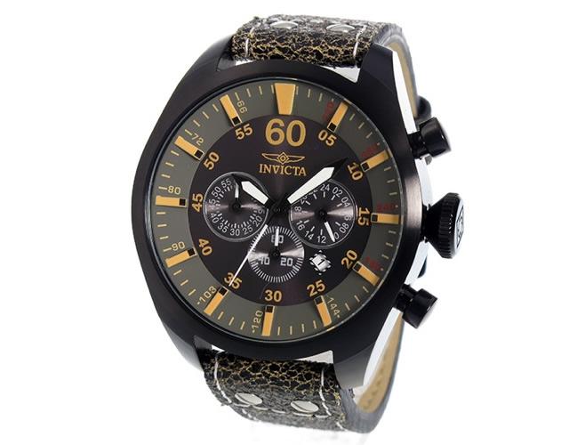 インヴィクタ腕時計19671 ブラック