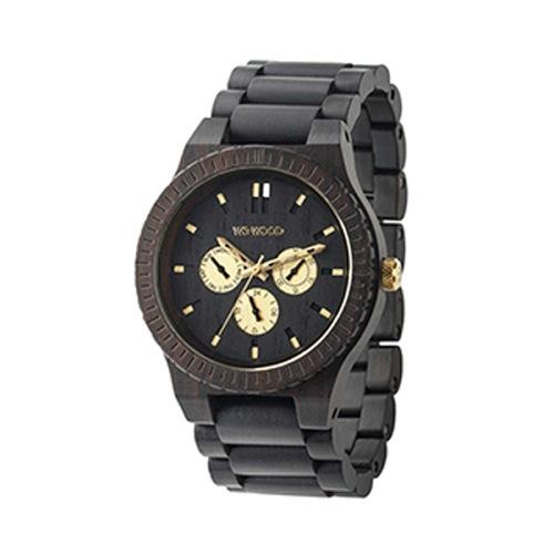 >天然木の温かさとぬくもりが感じられるからウィ―ウッド腕時計が人気!