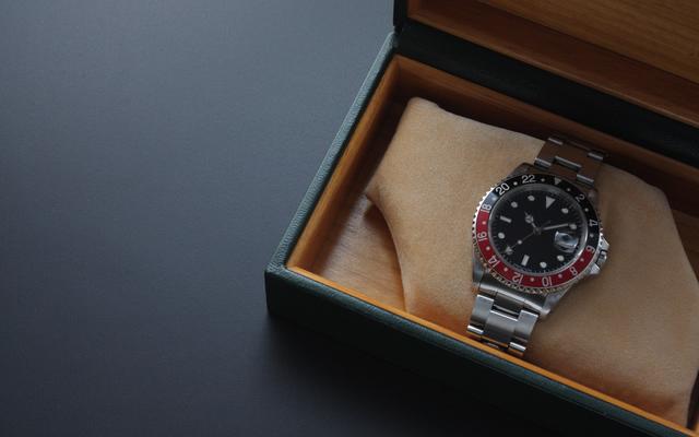 人気のプレゼントは腕時計