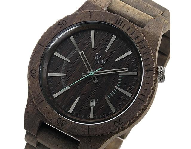 ウィーウッド腕時計ASSUNT-CHOCO-ROU