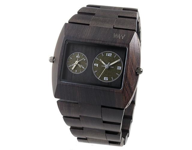 ウィーウッド腕時計JUPITER-RS-BLACK