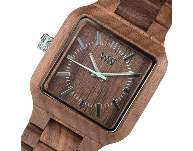 ウィーウッド腕時計MIRA-NUT
