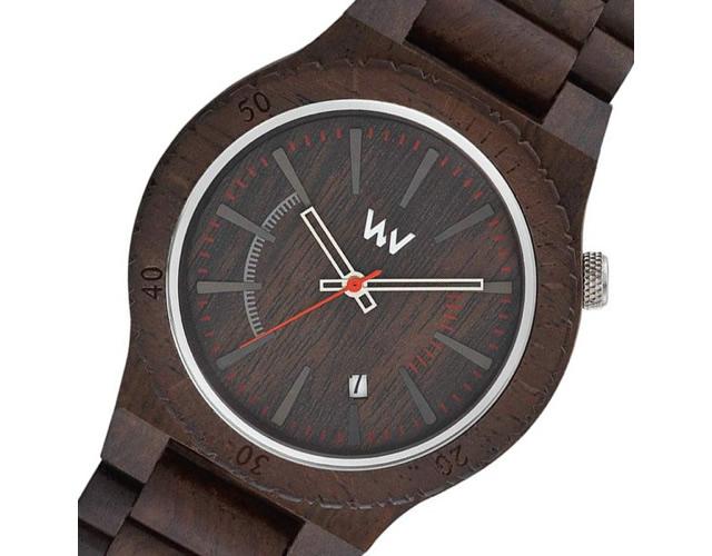 ウィーウッド腕時計ASSUNT-CHOCO
