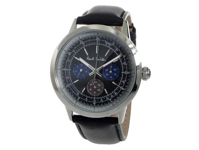ポールスミスのメンズ腕時計はデザインの幅が広い