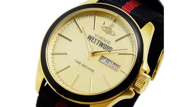 シックなのに個性的な腕時計