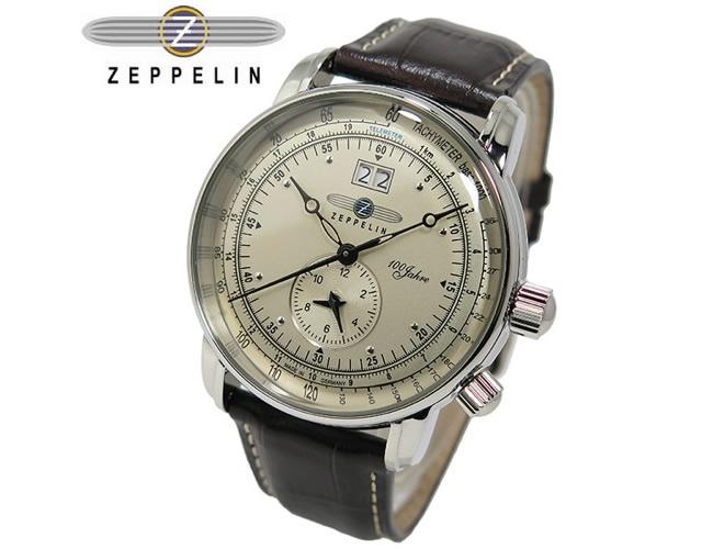クラシカルでアドベンチャーな印象の腕時計
