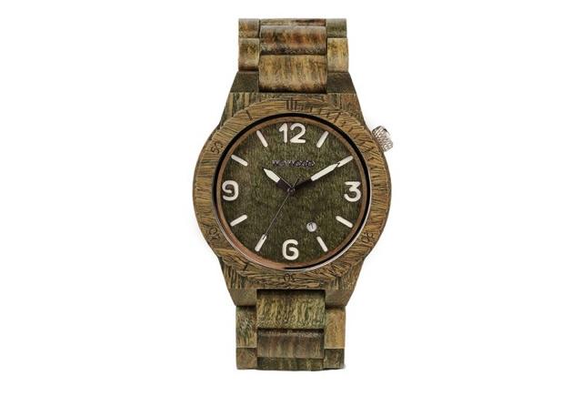 ウィーウッド腕時計ALPHA-ARMY