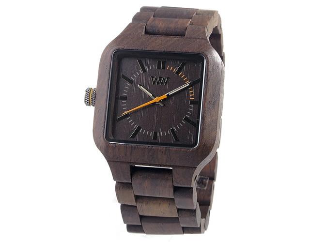 ウィーウッド腕時計MIRA-CHOCOLATE