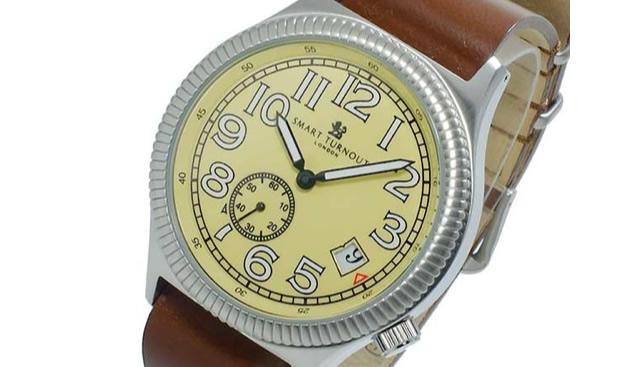 スマートターンアウトメンズ腕時計の似合う年齢層