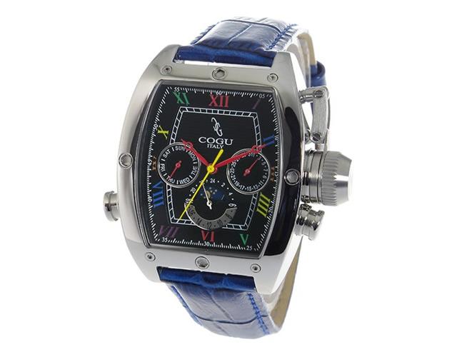 コグのメンズ腕時計の評判