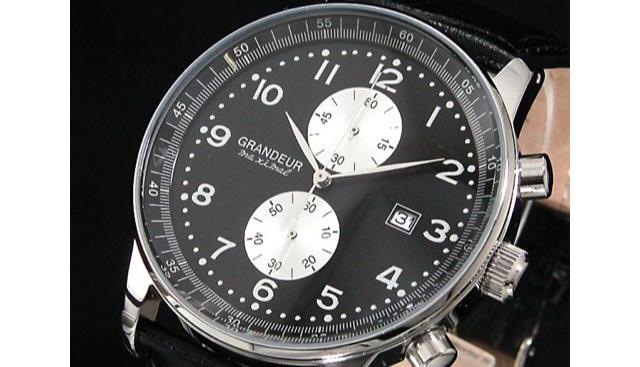 グランドールのメンズ腕時計の評判