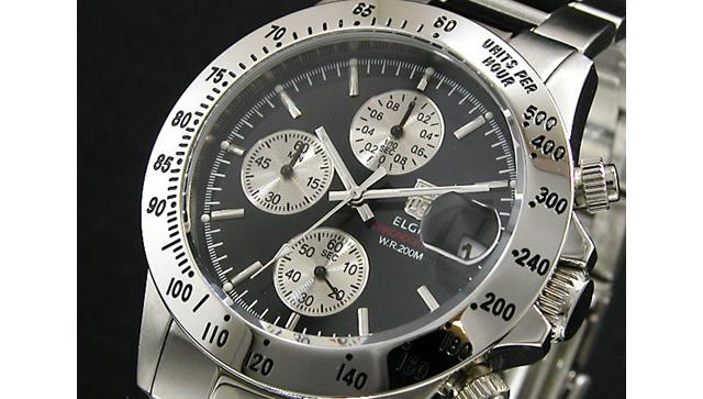 エルジン腕時計の評判