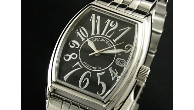 高いデザイン性が魅力的グランドール腕時計