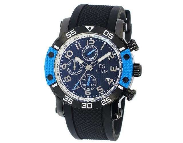 エルジン腕時計EG-001-BL