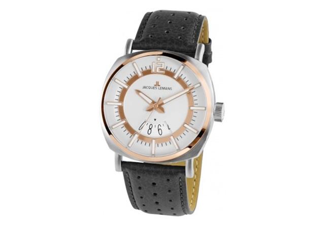 ジャックルマンの腕時計は正統派で好印象