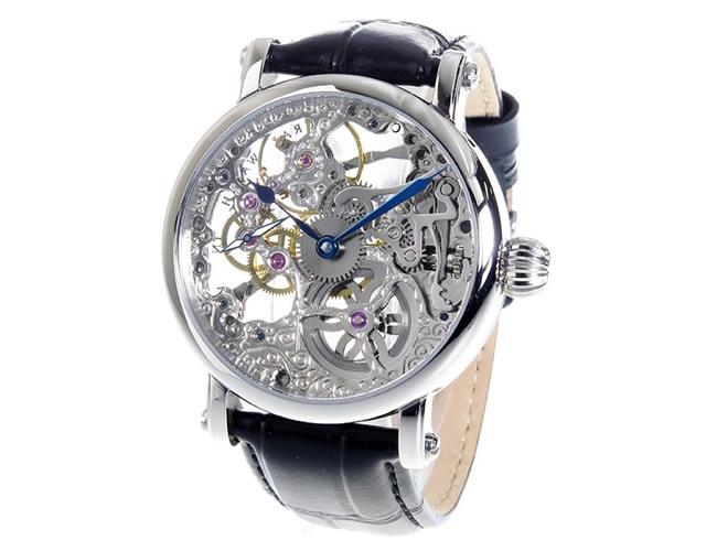 メカニカルな作りがかっこいい腕時計ブランド