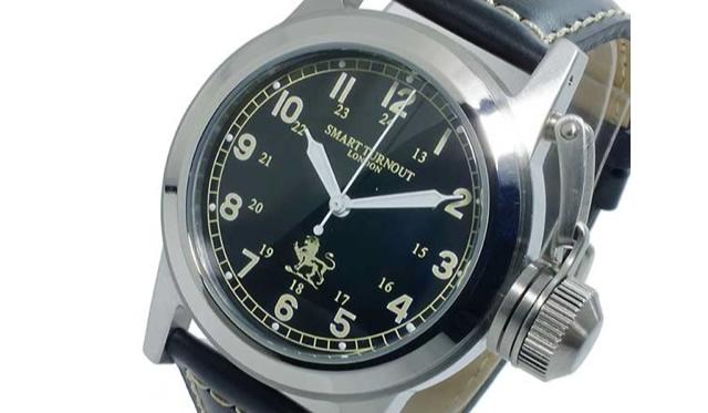 スマートターンアウト腕時計ST-003BK