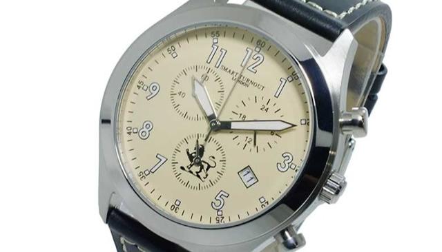 個性があってプライベートが楽しくなる腕時計