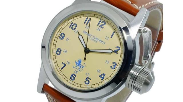 スマートターンアウト腕時計ST-003BE