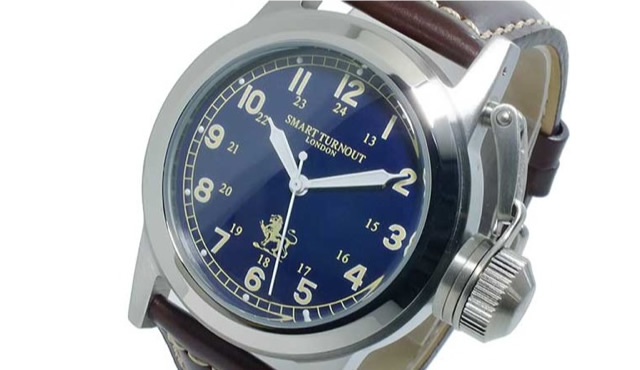 スマートターンアウト腕時計ST-003NV