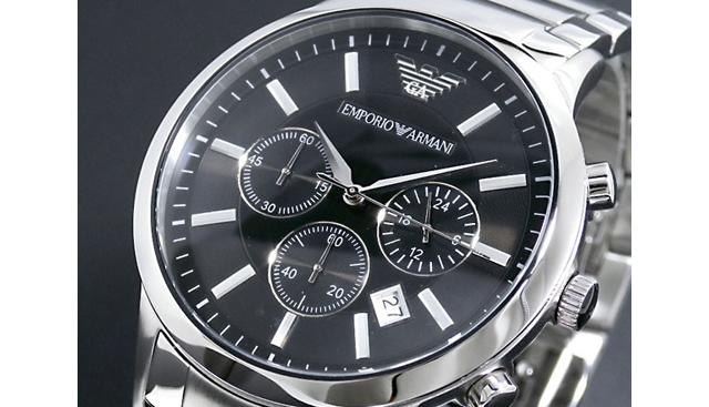エンポリオアルマーニ腕時計AR2434