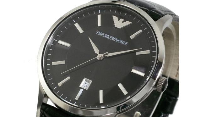エンポリオアルマーニ腕時計AR2411