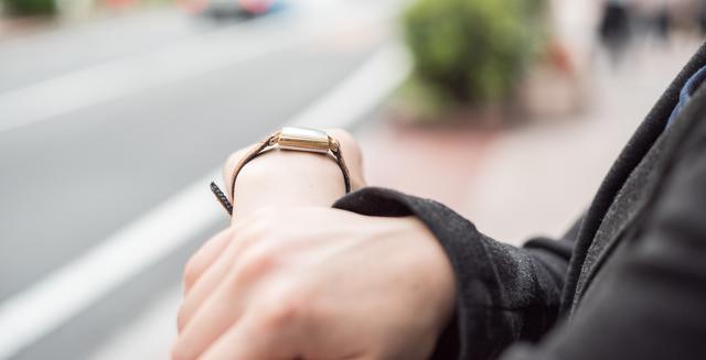 つけ心地にこだわったストレスフリーな腕時計