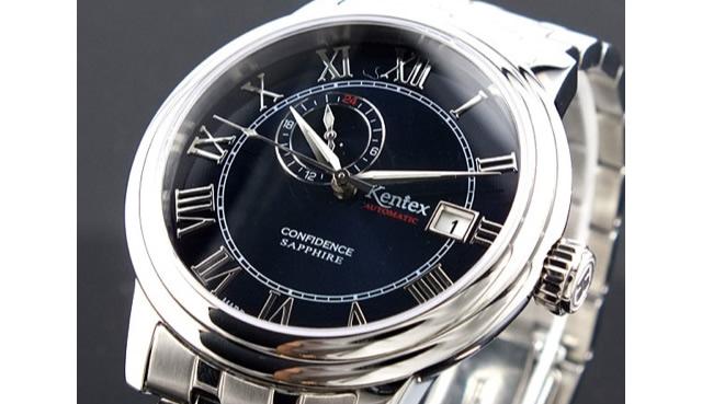 クオリティが高く壊れにくい腕時計