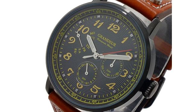 グランドールOSC048B1腕時計