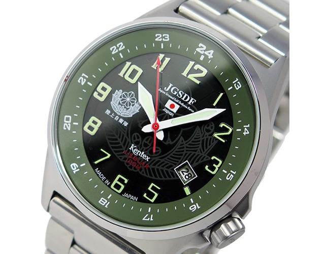 ケンテックスS715M-04腕時計