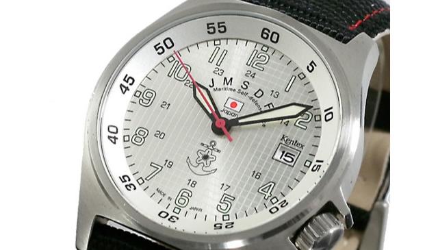 ケンテックスS455M-03腕時計