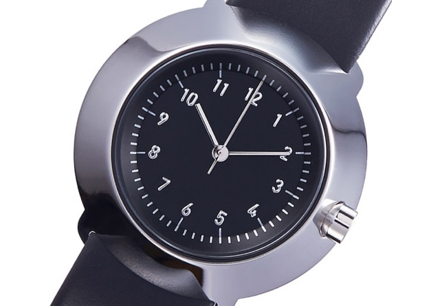 ベーシックで使いやすい腕時計