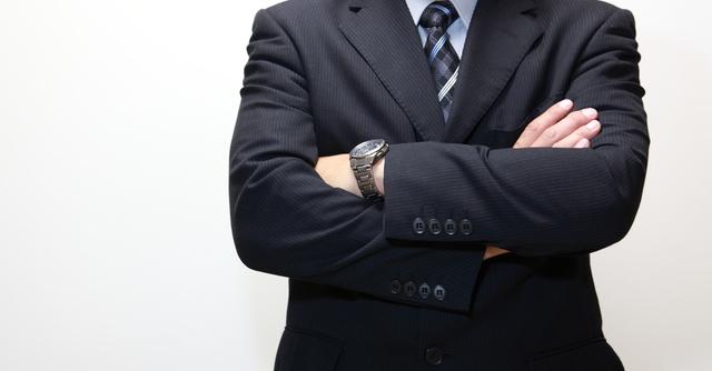 ソフトでデキる印象を与える腕時計