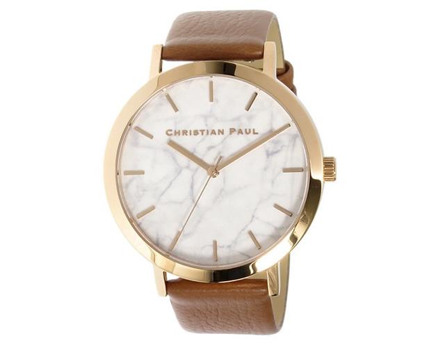 コスパが良くて色合いも優しいのが魅力な腕時計