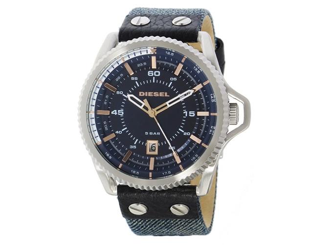 ディーゼルの「長所」を楽しめる腕時計