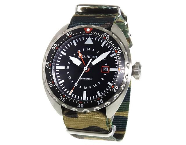 アルカフトゥーラ腕時計3750BK2