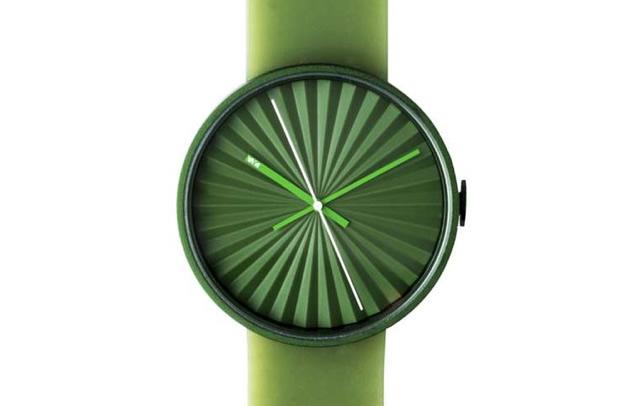 腕にインパクトを与えることができる腕時計