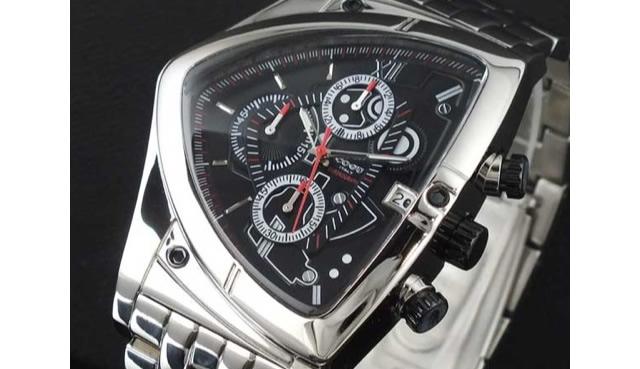 コグ腕時計C43M-BK