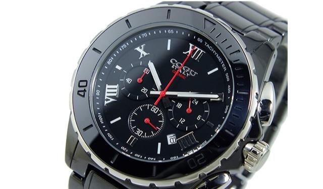 コグ腕時計CRM2-BBK