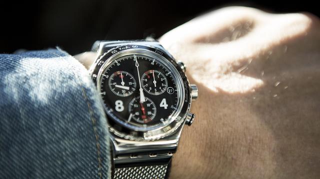 クールな腕もとに仕上げてくれる腕時計