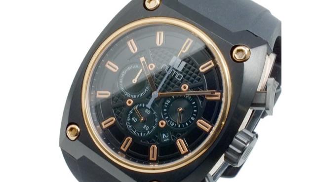 やっぱりモダン、そして洗練されている腕時計