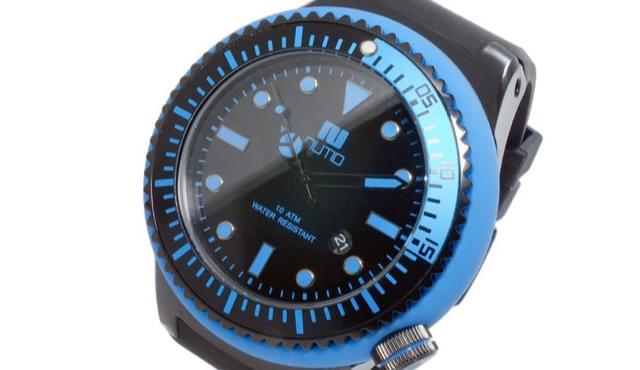 ヌーティッドのメンズ腕時計の評判