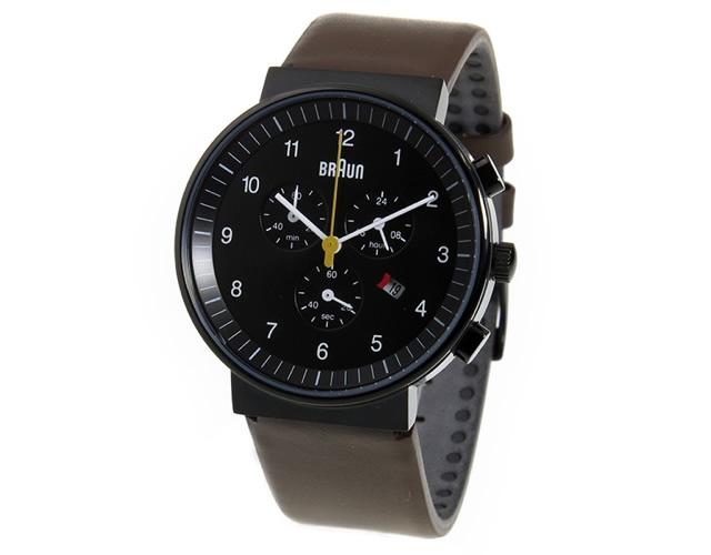 ブラウン腕時計の評判
