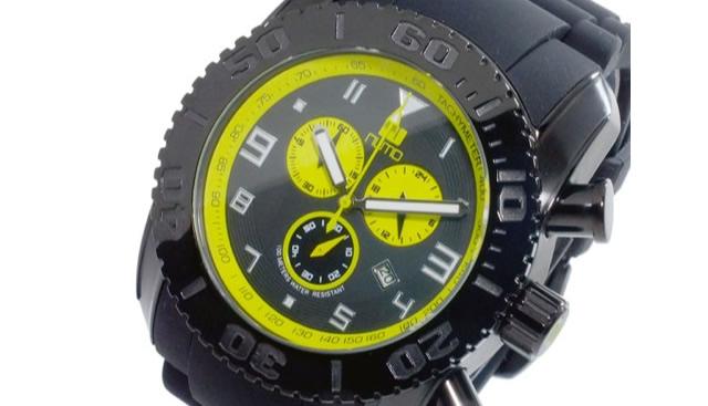 彼のスタイルに合わせたデザインが選べる腕時計